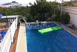 Villa for 4 people 3 km from the beach Granada