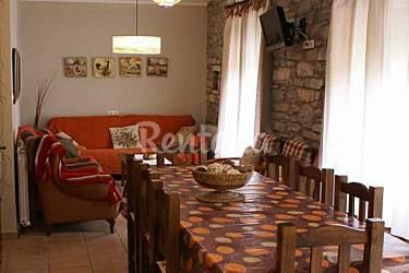 5 Living-room Huesca Broto Cottage