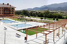 Nuevo: Piscina y parking gratis Huesca