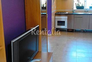 Apartamento para 2-3 personas a 2 km de la playa Alicante