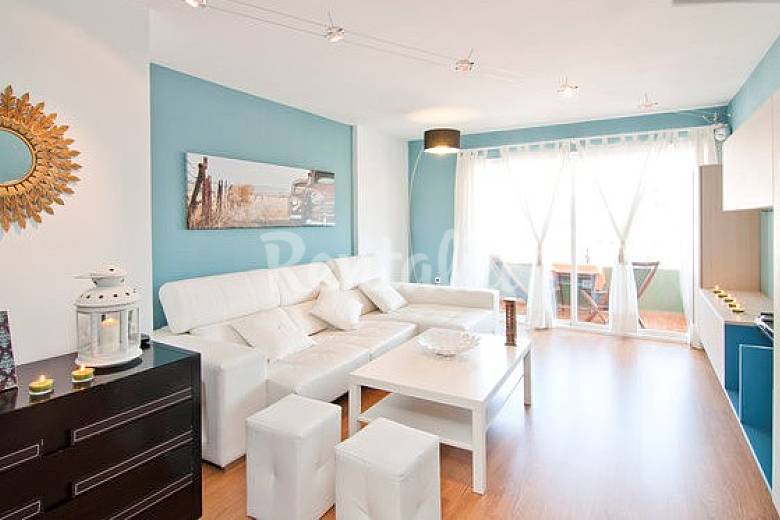 Decoracion Apartamentos Playa ~ Privilage location, beach and 10min to old town  M?laga (M?laga