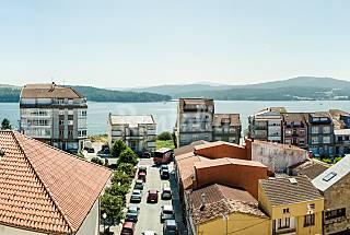 Apartamento para 6-7 personas a 500 m de la playa A Coruña/La Coruña