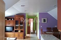 Apartamento de 3 habitaciones a 1000 m de la playa A Coruña/La Coruña