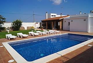 Villa para 10-12 personas cerca de Ciutadella Menorca