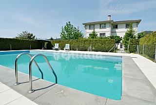 Villa de 7 chambres avec piscine Pontevedra