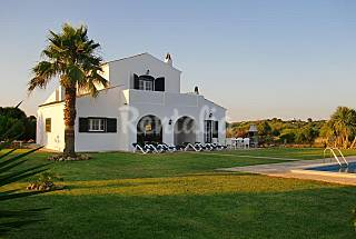Villa para 8-9 personas a 2 Km de la playa Menorca
