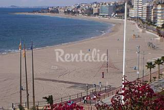 Apartment for 4-6 people only 50 meters from the beach Alicante