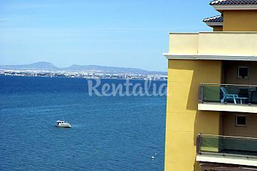 Luxury, Views from the house Murcia San Javier Apartment