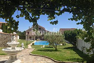 Villa de 7 chambres à 100 m de la plage Pontevedra