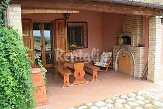 Villa for rent 12 km from the beach Pescara