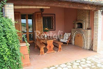 Villa in affitto a 12 km dalla spiaggia Pescara