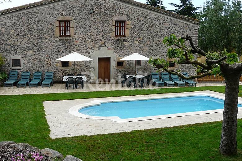 2 casas rurales mas llun s sils girona gerona comarca - Hoteles rurales en girona ...