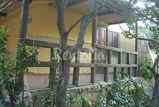 Casa para 4-6 personas a 70 m de la playa Olbia-Tempio