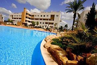 5 Apartments for 2-28 people only 50 meters from the beach Ibiza