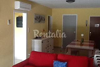 Apartamento de 2 habitaciones a 500 m de la playa Girona/Gerona