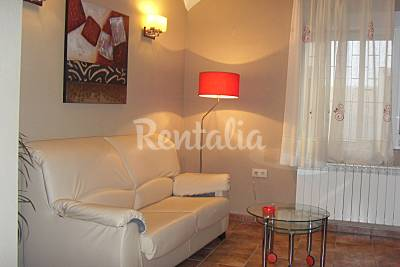 Apartamento para 2-4 pessoas em Caceres centro Cáceres