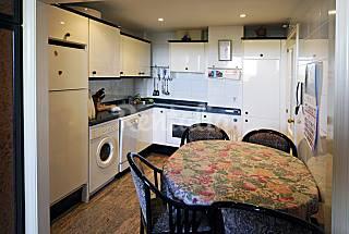 Appartement de 2 chambres à 100 m de la plage Asturies