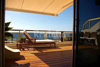1a línea Playa Las Canteras, 2 dormitorios, wifi Gran Canaria