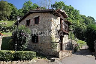 Haus zur Vermietung direkt am Strand Cantabria