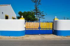 House for 4-5 people 2 km from the boat beach Algarve-Faro