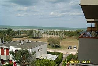 Appartamento in affitto in prima linea di spiaggia Ravenna