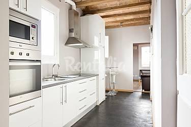 Apartment Kitchen Barcelona Barcelona Apartment