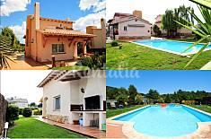 Chalet con wifi, jardin, piscina a 5 minutos playa Tarragona