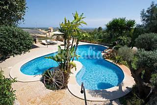 Casa para 10 personas, aire acondicionado, piscina Mallorca