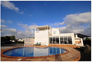 Villa with 3 bedrooms 3 km from the beach Lanzarote