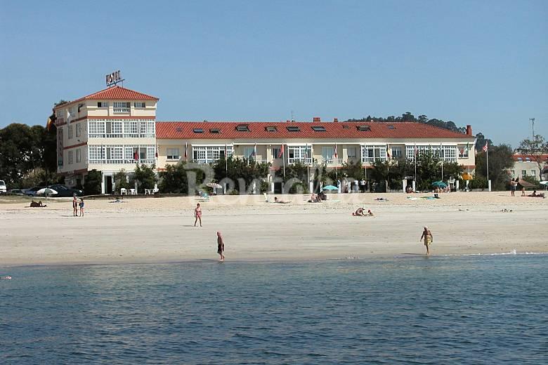9 hotel apartamentos playa cangas pontevedra comarca de el morrazo - Pisos en cangas de morrazo ...