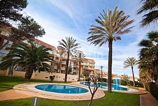 AZD 1ª línea de playa + 50€ comida para llevar Alicante