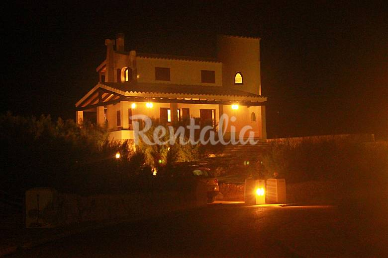 Primerisima Exterior del aloj. Menorca Ciutadella de Menorca villa