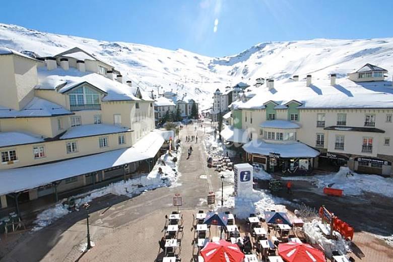 Apartamentos plaza andalucia sierra nevada sierra nevada - Apartamentos baratos en sierra nevada ...