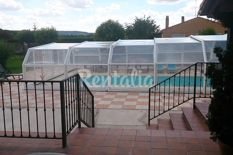 Casa rural la orqu dea 4 para 15 personas dehesa for Casa rural para 15 personas con piscina