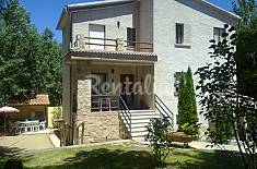 House for 9-16 people with swimming pool Ávila