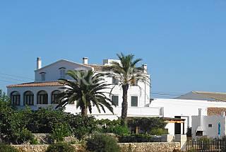 Casa de campo para 2 hasta 22 personas a 5 K playa Menorca