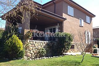 Villa with 4 bedrooms Navacerrada Madrid
