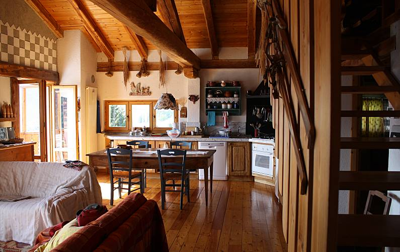 Casa para 6 personas en entorno de monta a saint for Case ranch su misura