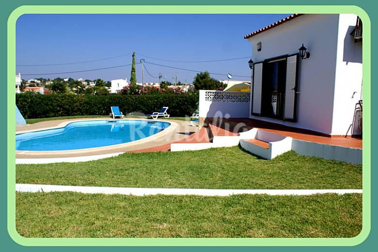 2 Vilas  com  2 piscinas privadas Algarve-Faro