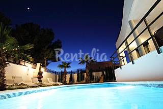 Villa for 11 people only 500 meters from the beach Majorca