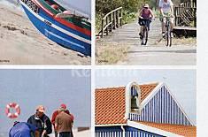 Apartamento a 50 m da praia com wi-fi e tv cabo Coimbra