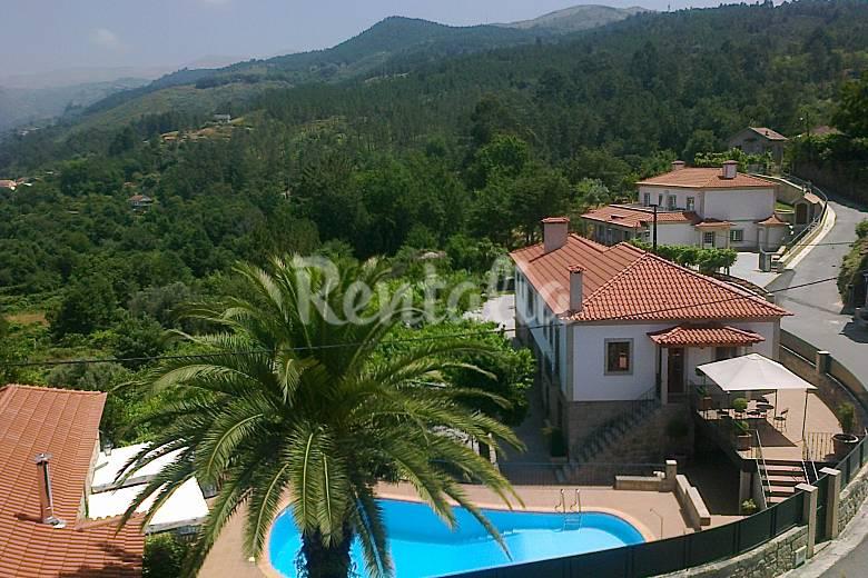 4 casas en alquiler con piscina entre ambos os rios ponte da barca viana do castelo parque - Alquiler de casas en portugal ...