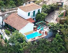 House for rent with swimming pool Gran Canaria