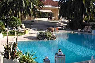 Villa con 4 stanze a 12 km dal mare Oporto