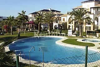 Apartamento para 4-6 personas a 900 m de la playa Almería
