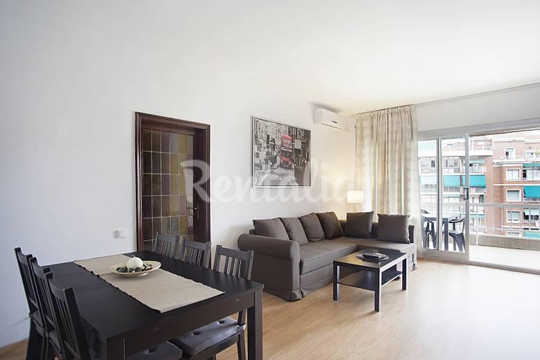 Apartamento de 4 habitaciones en Barcelona centro Barcelona