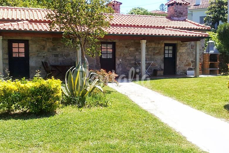 2 casas en alquiler con piscina 10365 al sapardos vila nova de cerveira viana do castelo - Casas de campo restauradas ...
