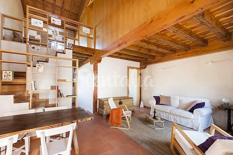 Exquisita casa rural para 4 6 personas juarros de riomoros segovia - Casa rural para 4 personas ...