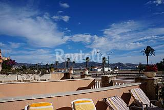 Totally equipped apartment on the beach front line Girona