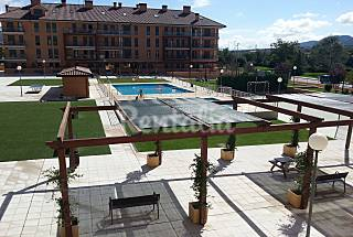 Con encanto nuevo con piscina,parking privado  Huesca